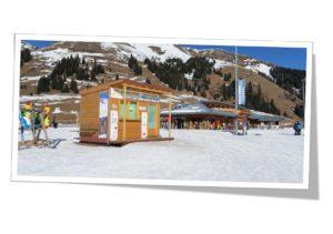 ski casetta